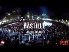 bastille bad news live