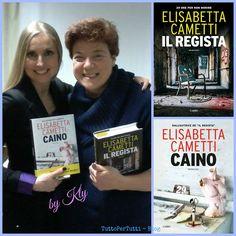 TuttoPerTutti: IL REGISTA e CAINO - SERIE 29 - ELISABETTA CAMETTI Il consiglio di lettura di oggi: i libri mozzafiato della Signora del thriller italiano. http://tucc-per-tucc.blogspot.it/2017/02/il-regista-e-caino-serie-29-elisabetta.html