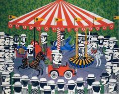 ΠΕΡΙ ΤΕΧΝΗΣ Ο ΛΟΓΟΣ: Ο ζωγράφος Γιάννης Γαΐτης, (1923-1984) Greek Art, Color Shapes, Modern Art, Artist, Beautiful, Paintings, Horse, Paint, Artists