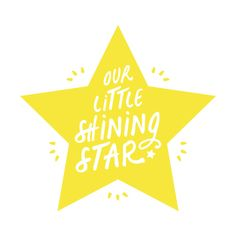 Shining Star by Christina Novak for Minted