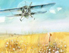 "@Veronika Kalacheva. The illustrations for the novel ""Persian"" Ilichevsky."