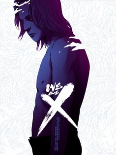 We Are X, by Becky Cloonan #beckycloonan #wearexprint