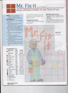 MR. FIX IT 2/2