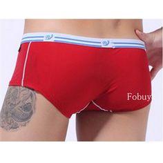 Man's underwear red 2 Size Chart, Gym Shorts Womens, Underwear, Red, Fashion, La Mode, Lingerie, Fashion Illustrations, Fashion Models