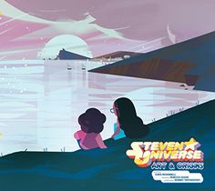 Steven Universe: Art & Origins by Chris McDonnell https://www.amazon.com/dp/1419724436/ref=cm_sw_r_pi_dp_x_TsPMybG0W5ZKD