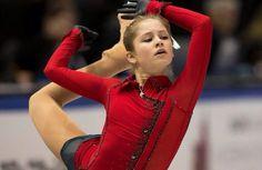 Figure skating.  Julia Viacheslavovna Lipnitskaia (Russian: Юлия Вячеславовна Липницкая; born 5 June 1998) is a Russian figure skater.