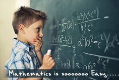 Educational Blogzz: How can I study mathematics easily ?
