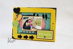 Odskocznia vairatki: Energetyczne wspomnienia Baby Cards, Daddy, Scrapbooking, Cover, Books, Home Decor, Art, Art Background, Libros