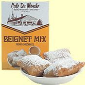 Coffee & Beignets - Cafe Dumonde Original French Market Coffee Stand  My first beignet will be in New Orleans.  Apparently at 3am after going to the bars according to my mom.
