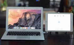 Ak zapadol tvoj iPad prachom a leží niekde v poličke, tak ho pekne poutieraj a pripoj k MacBooku. Už budeš vedieť, ako ho plnohodnotne využiť.