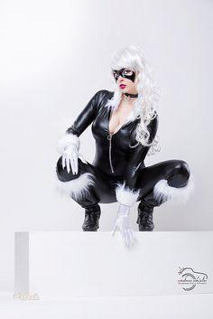 BLACK CAT (MARVEL-Character) Cosplay www.andreasschieler.de