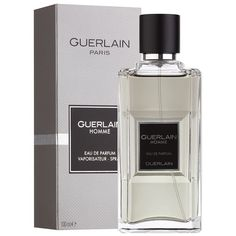 Guerlain Homme Cologne by Guerlain 3.3 oz Eau De Parfum Spray for Men SEALED NIB #Guerlain