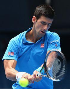 Australian Open: Novak Djokovic