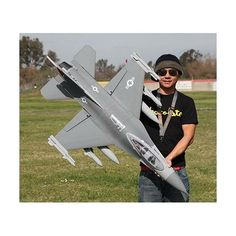 Amazon.com: The Ultimate Weapon! 7 CH 2.4GHz BlitzRCWorks Super BZ-16 EX V2 3D Vector Thrust Aerobatic Radio Remote Control Electric Ducted Fan RC Fighter Jet RTF w/ Super Performance! Super Scale! Vector Thrusting! 70mm EDF!: Toys & Games