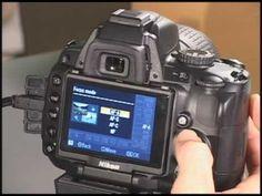 Nikon D5000 D5100 Focus Modes