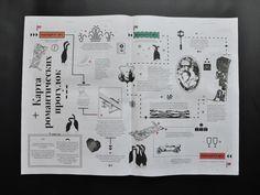 Gorky Park Paper on Editorial Design Served