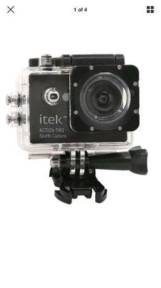 b60d0e2f66 Action Pro 720p Ultra HD Sports Camera Waterproof  GoPro Sports Camera