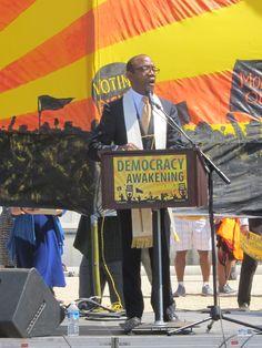 Pres. NAACP   Democracy Awakening Rally,March 4/17/2016