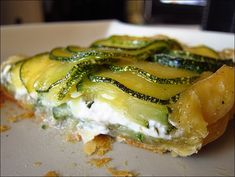 Vegetarian Cooking, Healthy Cooking, Cooking Recipes, Vegetable Tart, Vegetable Recipes, Feta, Good Food, Yummy Food, Batch Cooking