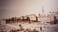 Muralla y las puertas de Sevilla