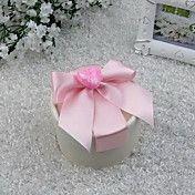 Round Box εύνοια με κορδέλα πλώρη και την καρ... – EUR € 21.65