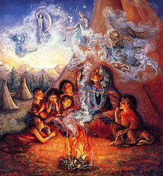 Josephine Wall The Storyteller (off 'The Early Years')