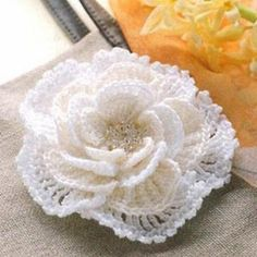 Crochet Flowers - More patterns and diagrams