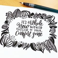 Lettering By Lyna Ti via www.opinion9.com