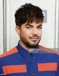 Adam Lambert visits the SiriusXM Studios in New York - May 7, 2018