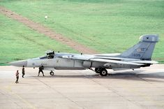 EF-111A Raven, arguably the sexiest of all Aardvarks.