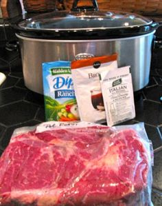 //pagead2.googlesyndication.com/pagead/js/adsbygoogle.js (adsbygoogle = window.adsbygoogle || []).push({}); Pot Roast is always a favorite Sunday dinner at our house. I have several crock pot roast…