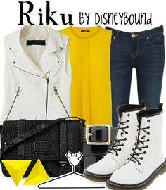Disney Bound - Riku (Kingdom Hearts)