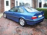 NO MOT : 1996 M3 Evo. 112K £4199 incl Cover. Immaculate bodywork. 6 Miles from PR5 in Blackburn but no MOT so no test drive