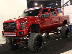 Lifted F 250
