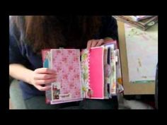 Smash Book/Junk Journal/Art Journal - What's the Difference? Video by Jennibellie http://www.youtube.com/user/jennibellie