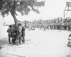 Yunan askerleri İzmirde 1919