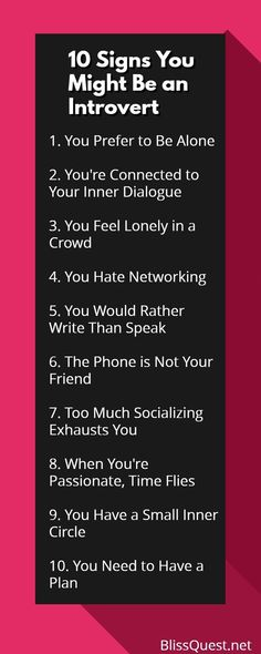 Just some of the signs of an introvert. - Just some of the signs of an introvert. Introvert Vs Extrovert, Introvert Quotes, Introvert Problems, Infp, Being An Introvert, Infj Personality, Feeling Lonely, Signs, Life Quotes