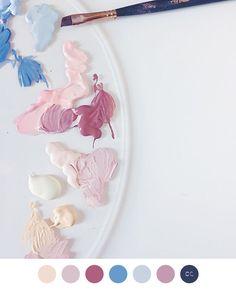 Contemporary Colour - Paper Fashion