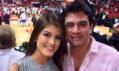 ¡Qué guapa! Gaby Catano, la hija mayor de Jorge Salinas, derrocha belleza y sonrisas