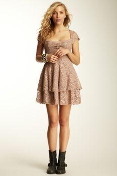 Amo este vestido *-*