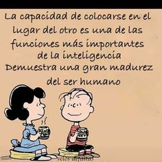 Happy Snoopy, Spanish Language Learning, Spanish Quotes, Design Thinking, People Quotes, Love Words, Things To Think About, Motivational Quotes, Wisdom