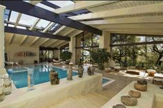 Mondavi pool from Wall Steet Journal
