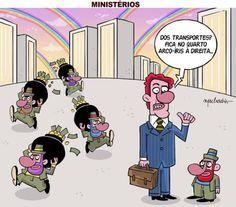 Corrupção nos Ministérios