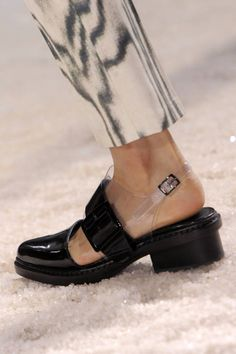 3.1 Phillip Lim Spring 2014 Ready-to-Wear Detail