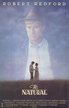 The Natural (1984)  Barry Levinson's film of Bernard Malamud's novel is Baseball as Mythology. It is also one of the most lyrical, beautiful, and sparse sports films ever made. And even though the ending of the film is RADICALLY different from the novel, we still feel this is a perfect movie--and that's what we're here to talk about, yes?? Sadly, twenty-three years after the fact, Mr. Levinson went back and tinkered with his film some more, slightly damaging its perfection, in our…
