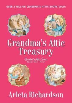 Grandma's Attic Treasury, Black