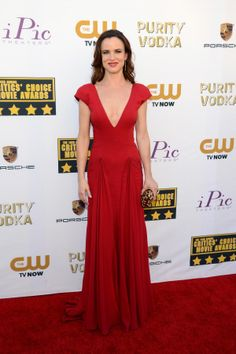 Actress Juliette Lewis attends the 19th Annual Critics' Choice Movie Awards at Barker Hangar on Jan.16, 2014 in Santa Monica, California.