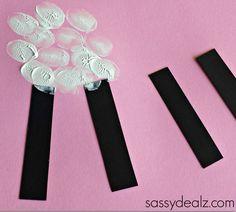 fingerprint sheep craft