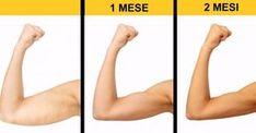 Con l'avanzare dell'età e in assenza di esercizio fisico costante, anche le braccia, al pari di gambe e glutei, vanno incontro ad un rilassamento dei tessuti che le fa apparire molli e flaccide nella parte interna. Non è il caso di buttarsi giù: il rilassamento dei tessuti è del tutto normal...