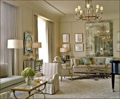 Pretty Living Room | Living rooms to lust after!